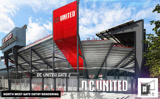 Planned Unit Development Filed For New DC United Stadium: Figure 3