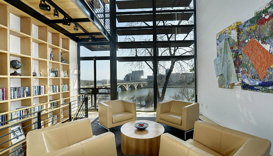 Best New Listings: One of Georgetown's Best Views; Rustic in Arlington: Figure 2
