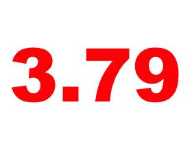 A Four-Week Drop: Long-Term Rates Fall to 3.79%: Figure 1