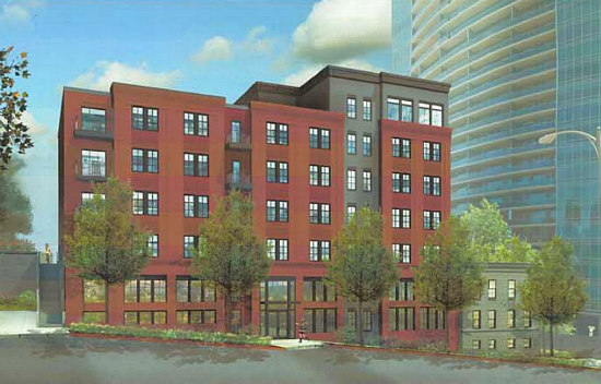 Arlington County Board Looks to Approve 63-Unit Condo Project in Rosslyn: Figure 1