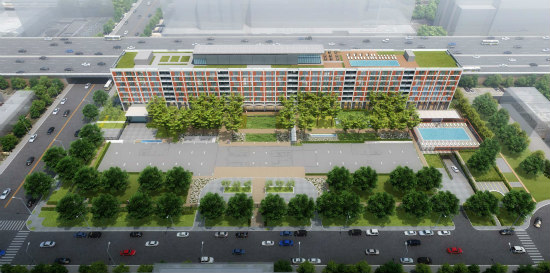 HPRB Approves 300-Unit Capitol Park Tower Addition in Southwest: Figure 1