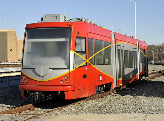 The DC Streetcar Will Start Service in a Week: Figure 1
