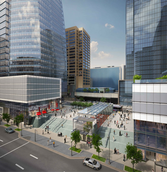 View From the Top: The Latest Look For Central Place: Figure 5