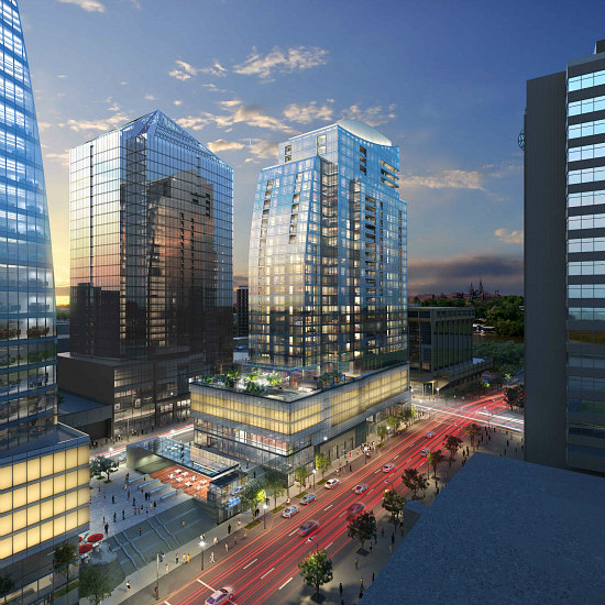 View From the Top: The Latest Look For Central Place: Figure 2