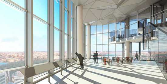View From the Top: The Latest Look For Central Place: Figure 1
