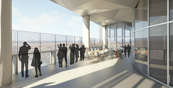 View From the Top: The Latest Look For Central Place: Figure 4