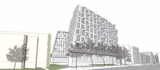 Eastbanc Updates Plans For 120-Unit Development at Scottish Rite in Adams Morgan: Figure 3