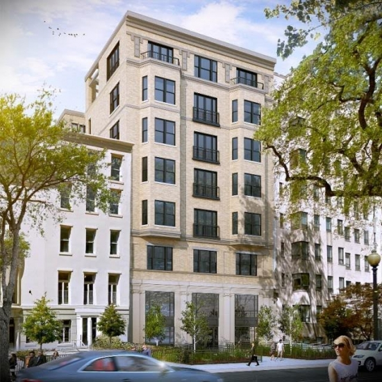 The 1,101 Units Coming to Connecticut Avenue: Figure 8
