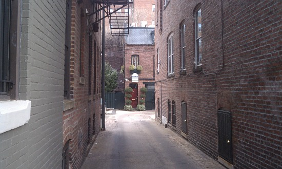 Zoning Changes In Depth Alley Dwellings