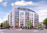 121 Units, A Pocket Park with WiFi: The Sixth Proposal for Shaw's Parcel 42