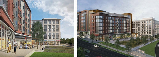 Arlington County Approves 365-Unit Mixed-Use Addition to Columbia Pike: Figure 1