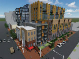 28 to 33-Unit Residential Building on Shaw's 9th Street Garners Support