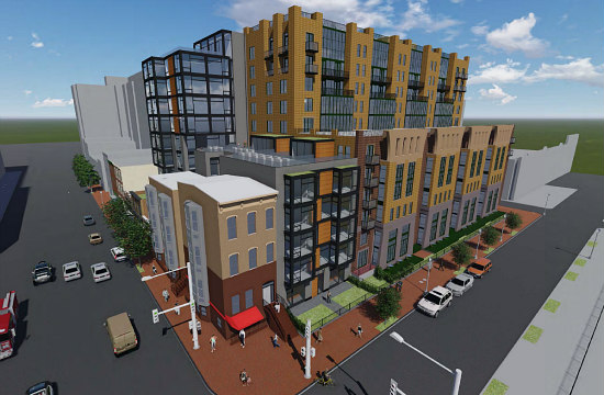 28 to 33-Unit Residential Building on Shaw's 9th Street Garners Support: Figure 2