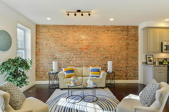 Best New Listings: A Suburban Feel, Exposed Brick and a Hidden Place: Figure 2