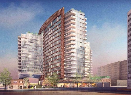 The 1,700 Units on Tap For Downtown Bethesda: Figure 3
