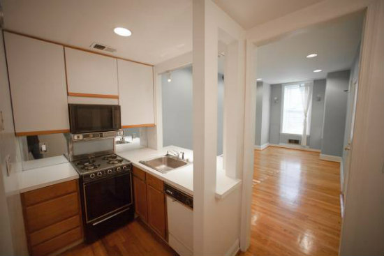 What Around $1,750 A Month Rents You in DC: Figure 1