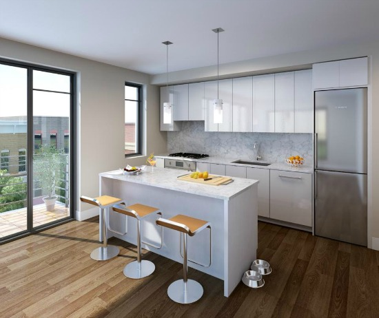 Sales Underway for 67 Luxury Condos at Logan Circle's Logan13: Figure 3