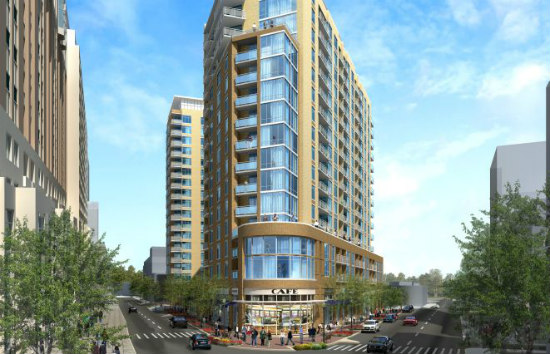 The 1,700 Units on Tap For Downtown Bethesda: Figure 6