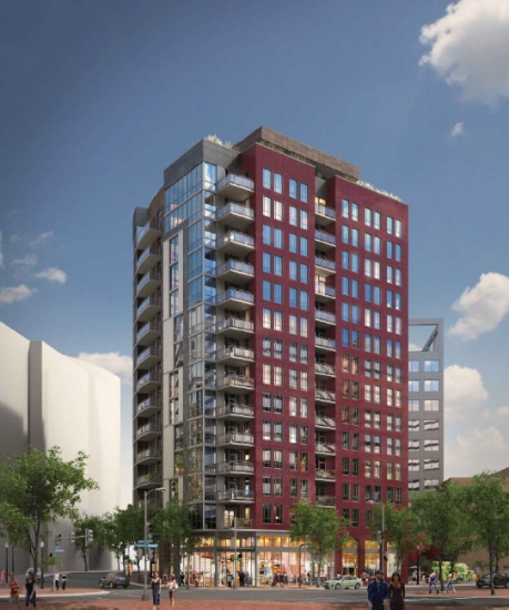The (Approximately) 1,500 Units Coming to Downtown Bethesda: Figure 5