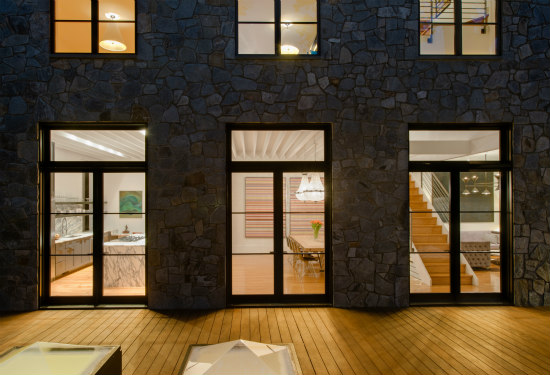 An Architect's Palisades Home Takes Inspiration From C&O Canal Lockhouses: Figure 8