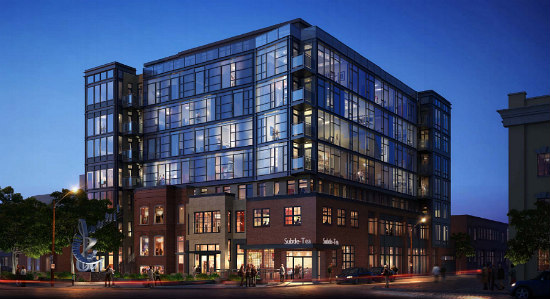 The Latest on the Residential Project Planned Next to Howard Theatre: Figure 2
