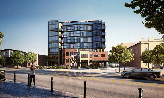 The Latest on the Residential Project Planned Next to Howard Theatre: Figure 3