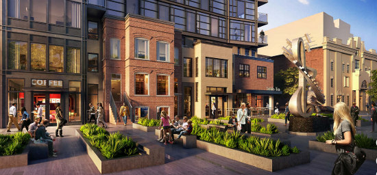 The Latest on the Residential Project Planned Next to Howard Theatre: Figure 1