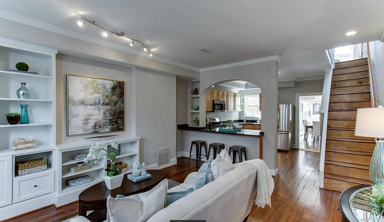 What Just Under $1 Million Buys You in DC: Figure 3