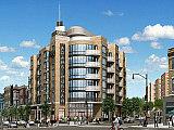 A Revised Plan For 58-Unit Development at Adams Morgan SunTrust Plaza