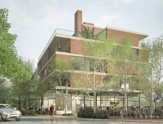 New Renderings For Eastbanc's 7-Unit Project on the Edge of Georgetown: Figure 2