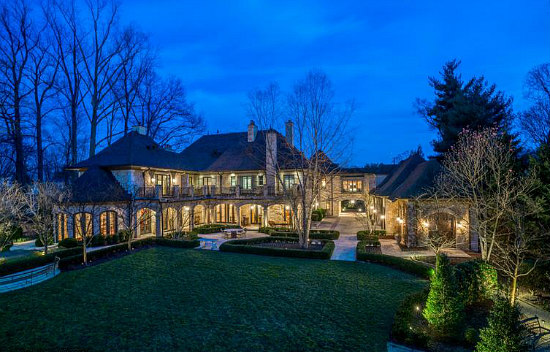 $18 Million: Bethesda Mansion Becomes Montgomery County's Most Expensive Home: Figure 1