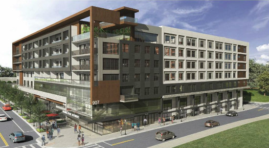 The 1,364 Units Coming to the U Street Corridor: Figure 1