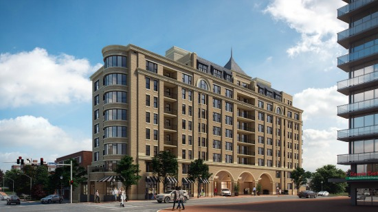 Sales Start at Bethesda's Ultimate Luxury Condominium: Figure 2