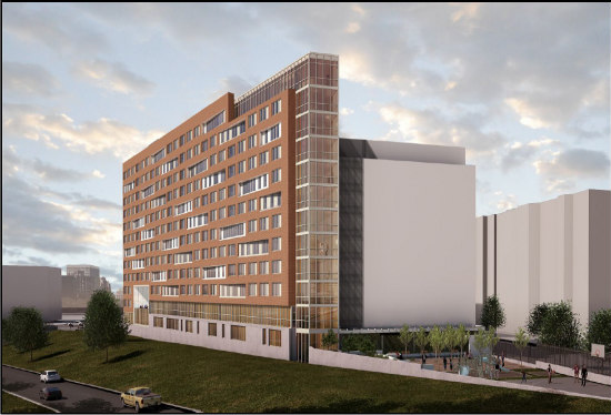 New Mount Vernon Triangle Development Will Provide Housing For DC's Grandfamilies: Figure 1
