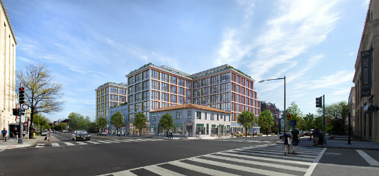 A First Look at Annabelle Selldorf-Designed 14th Street Mixed-Use Development: Figure 1