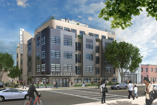 The H Street Corridor's Newest Boutique Condo Project Nears Completion: Figure 1