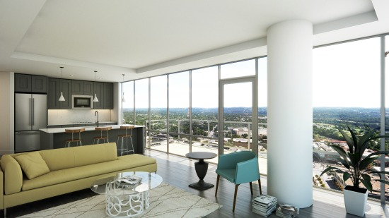 Pike & Rose's 930 Rose Condominium Kicks Off Sales with May Grand Opening: Figure 2