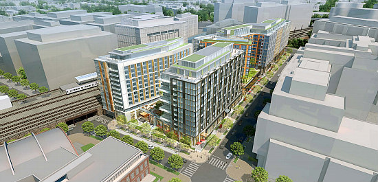 The 5,589 Units Headed for NoMa: Figure 13