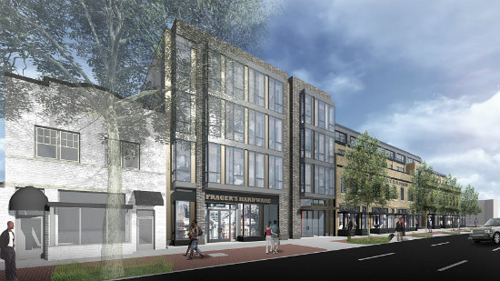 HPRB Would Like More Discussion on Frager's Hardware Redevelopment: Figure 2