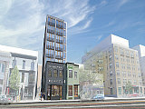 New Plans For 14th and U Project Include Nine Stories and 33 Condos