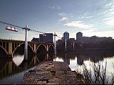 Arlington County Does Not Support a Rosslyn-Georgetown Gondola