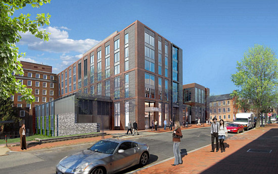 Plans Filed to Turn Georgetown's Latham Hotel Into New 82-Room Hotel: Figure 2