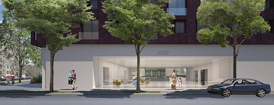 New Renderings and Details Emerge for Eastbanc's Planned Adams Morgan Project: Figure 4