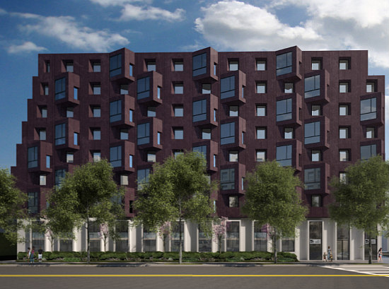New Renderings and Details Emerge for Eastbanc's Planned Adams Morgan Project: Figure 1