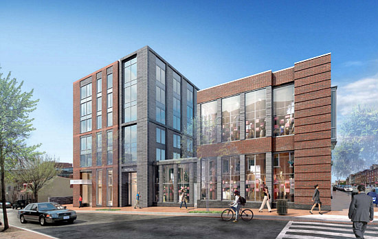 Plans Filed to Turn Georgetown's Latham Hotel Into New 82-Room Hotel: Figure 3