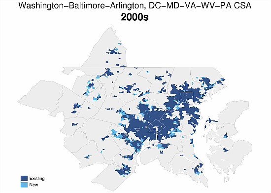Report: The DC Area is Expensive, But Not Expansive: Figure 2