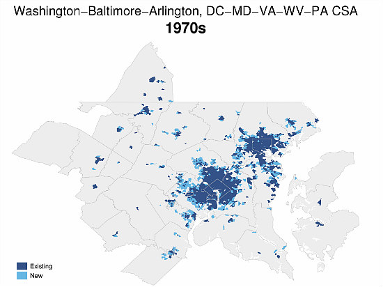 Report: The DC Area is Expensive, But Not Expansive: Figure 1