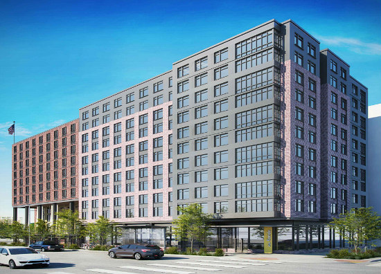 New York Developer Proposes Hotel/Apartment Project at Union Market: Figure 1