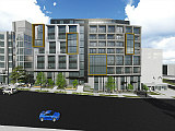 A First Look at UIP's Mixed-Use Development Plans For Tenleytown