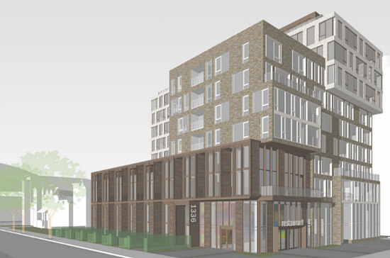 76-Unit Roadside Development Project in Shaw To Go Before HPRB: Figure 1